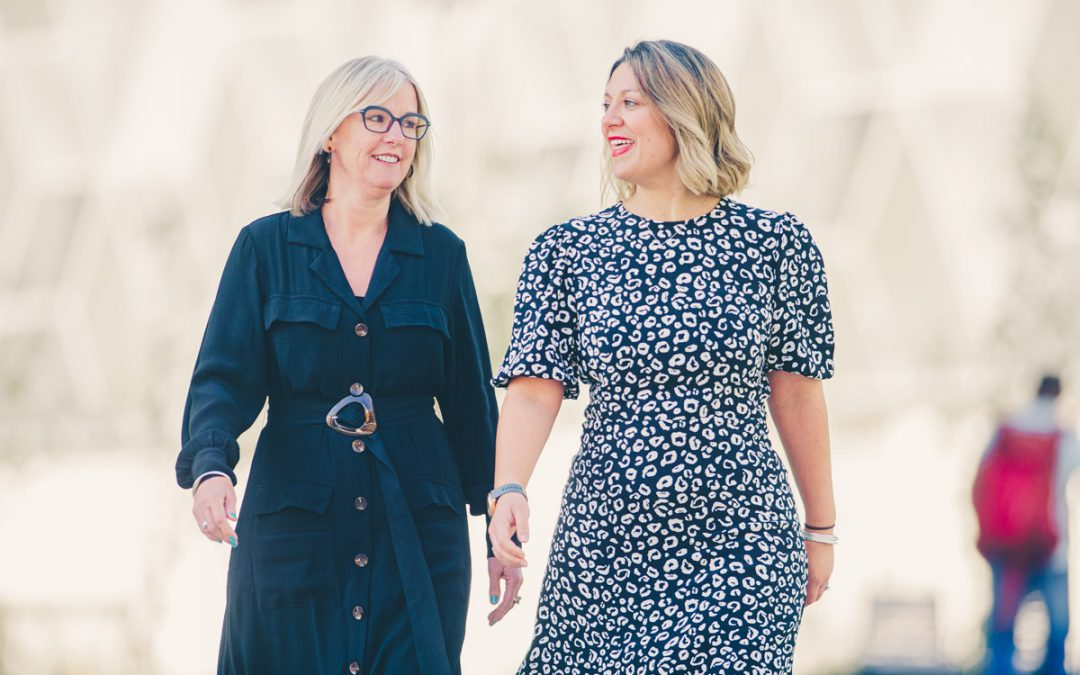 Entrepreneurial duo launch HR and Marketing business with a difference